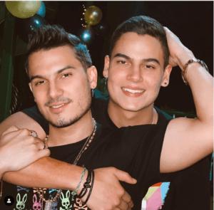 Pipe Bueno y su hermano (@pipebueno)
